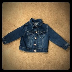 Girls Denim Jacket 2T